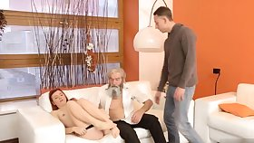 Padre pain his father came closer to her with an increment of embarked to