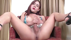 Excellent adult clip shemale Solo Trans check only beside
